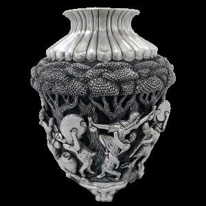 گلدان سه بعدی